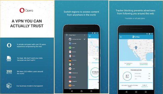 SecureEasy - best Android VPN apps 2016