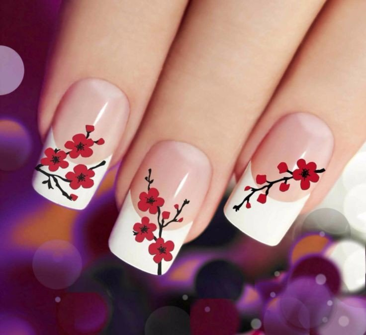 Nail Art 3541