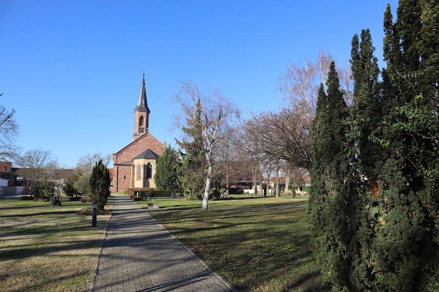 Friedhof Linkenheim