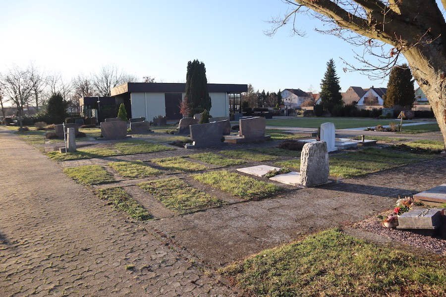 Friedhof Staffort