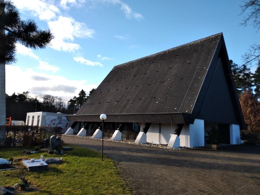 Friedhof Friedrichstal - Friedrichstal
