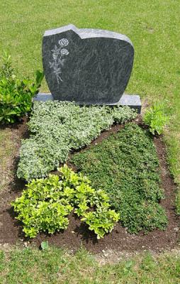 Musterpflanzfläche Bestattungsinstitut Gotha
