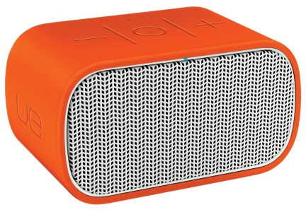 UE MINI BOOM Bluetooth Speaker Review Orange