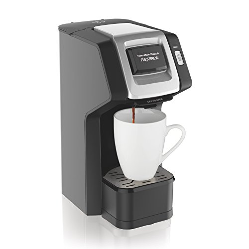 49996 flexbrew programmable single serve coffeemaker black