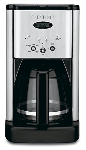 Cuisinart Brew Central DCC1200 12 Cup Programmable Cofeemaker