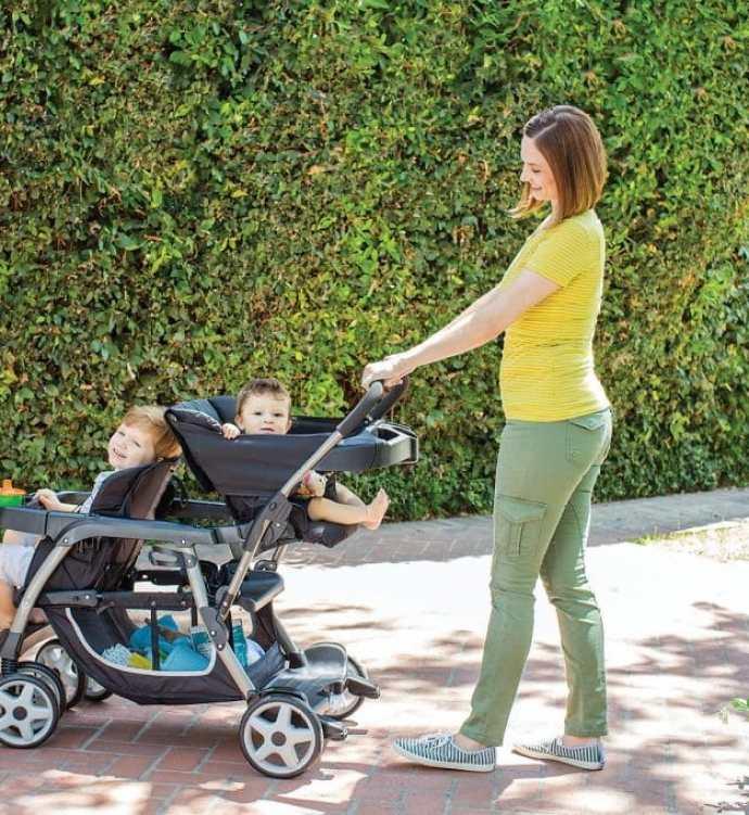 Easy Fold stroller