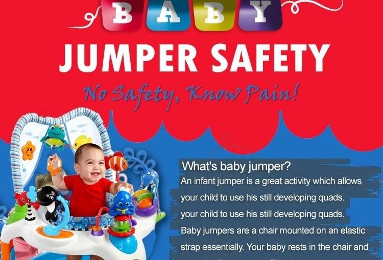 safety tips best baby jumper