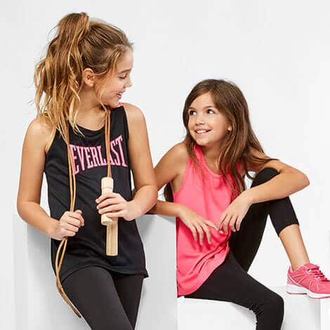 how to choose best active wear for kids