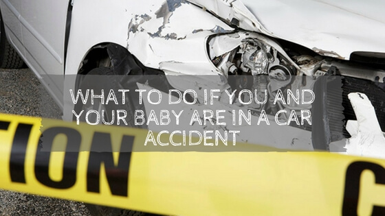 Baby Are in a Car Accidents