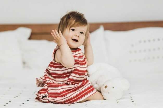 toddlers to improve their health item