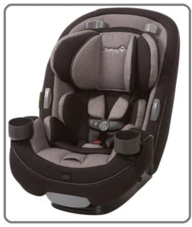 Safety first grow and go car seat review 2018 image 4