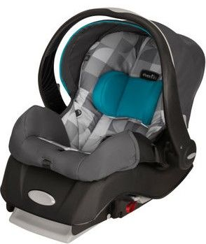 best economical infant car seat image 2