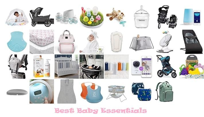 BEST BABY ESSENTIALS 2020 – BEST PRODUCTS FOR BABY AND KIDs