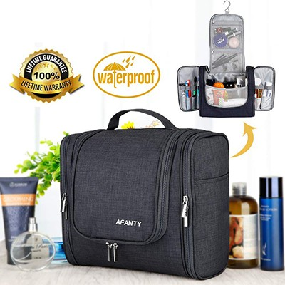 Afanty Large Hanging Toiletry Bag