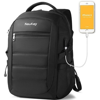 Naukey Laptop Backpack