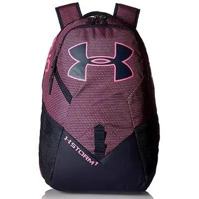 Под броней шторм большой логотип IV рюкзак