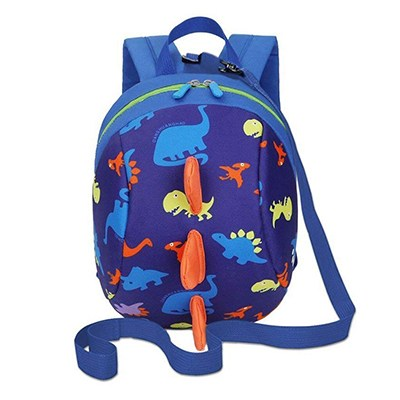 DB Dinosaur Kids Backpack with Leash
