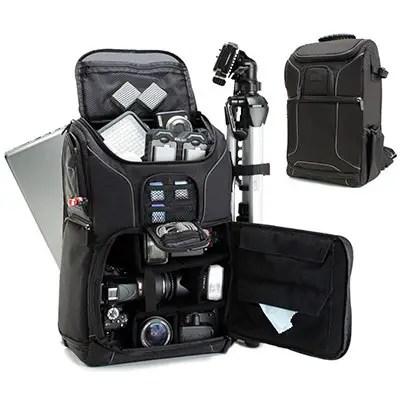 Цифровой зеркальный фотоаппарат рюкзак