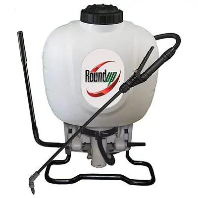 Roundup 190314 Backpack Sprayer