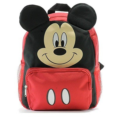 f5ae2d970b7 Disney Personalized Minnie Mouse Face Backpack Book Bag