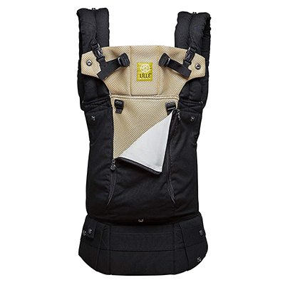 bd3fccbd3f4 LILLEbaby SIX-Position 360° Ergonomic Baby   Child Carrier