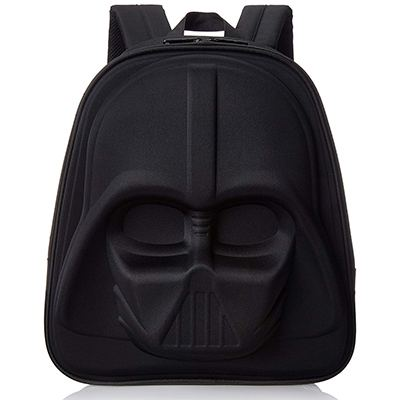 Loungefly Darth Vader 3D Molded Nylon Backpack
