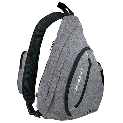 Neatpack Versatile Canvas Sling Bag-Urban Backpack