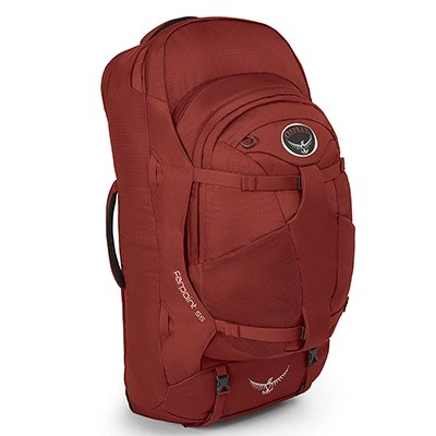 28cb8272d675 Osprey Packs Farpoint 55 Travel Backpack