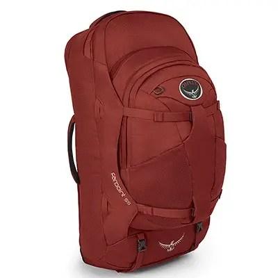 611ed8c0e785 Best For Travel. Osprey Packs Farpoint 55 Travel Backpack