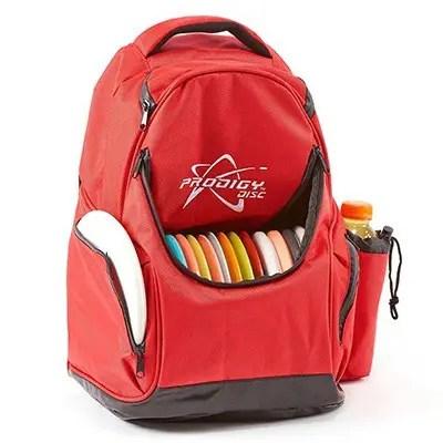 Prodigy Disc BP-3 Disc Golf Backpack Bag