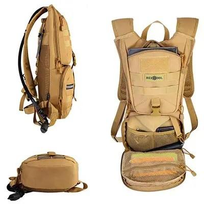Rexsoul Hydration Backpack
