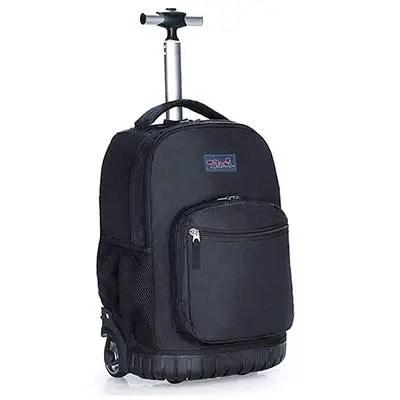 Tilami Rolling Backpack 18 Inch For School Travel