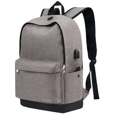 Vancropak Student Canvas Backpack