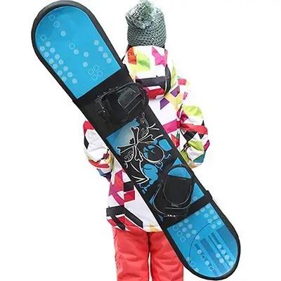 YYST Snowboard Shoulder Carrier