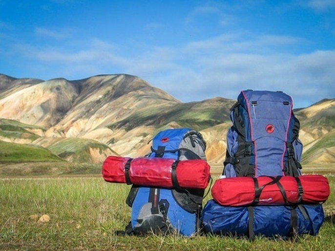 How To Attach A Tent To The Exterior Of A Backpack