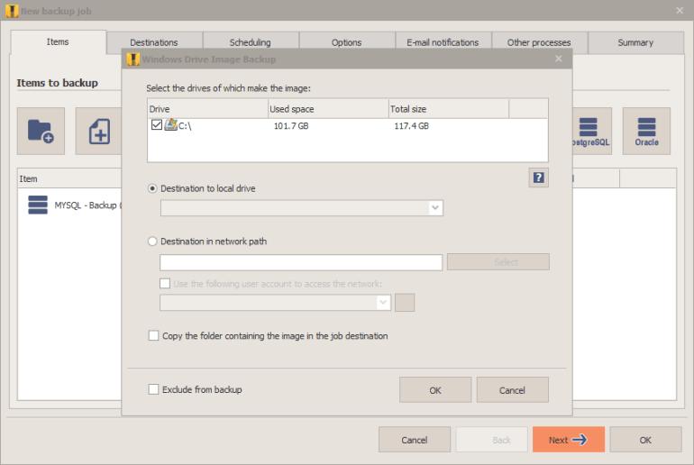 iperius backup disk image