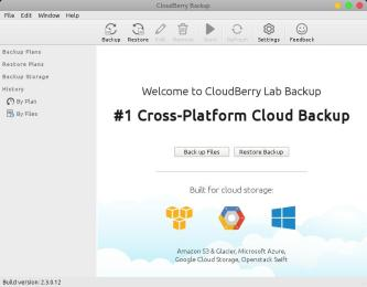 Install Cloudberry Backup on OpenSUSE Leap 42.3