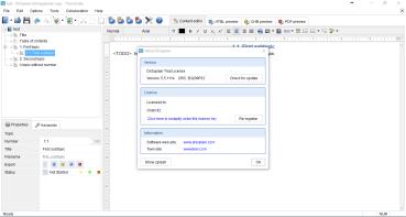 Dr. Explain 5.5 – Help File and User Manual Creator