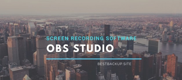 OBS Studio – The Best Free Screen Recording Software