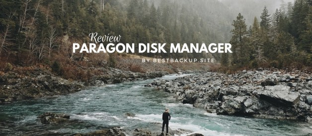 How to Undelete Partition using Paragon Hard Disk Manager
