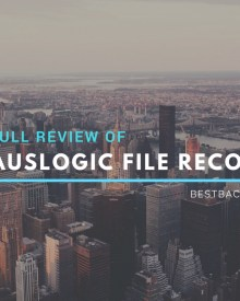 Auslogic File Recovery 8.0 Review and Download Link