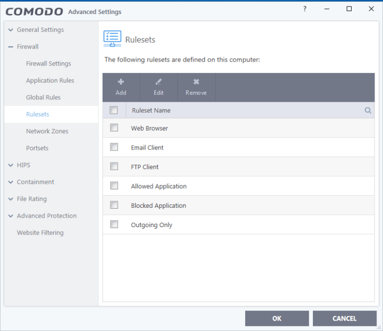 comodo firewall 10 advanced settings.png