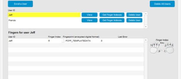 Biometric Fingerprint Reader 2 0 Full Version Review and Download