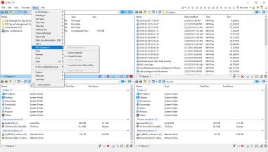 q-dir 7.13 screenshot 2
