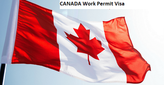Canada Work Permit Visa 2020