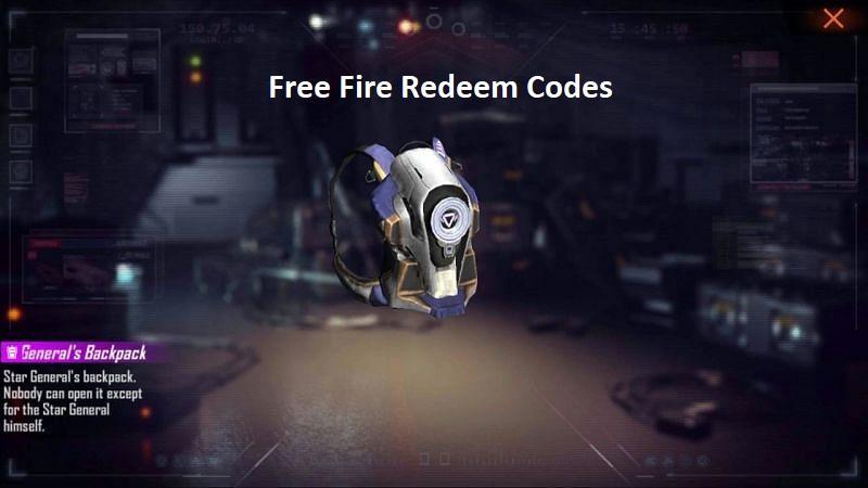 reward.ff.garena.com Free Fire Redeem Codes