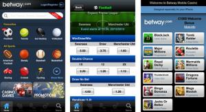 betray sports betting app