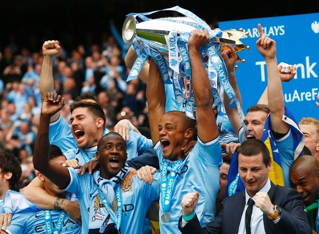 Manchester City For The Title? 1