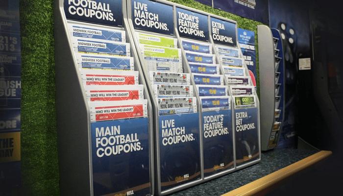 betting coupon football