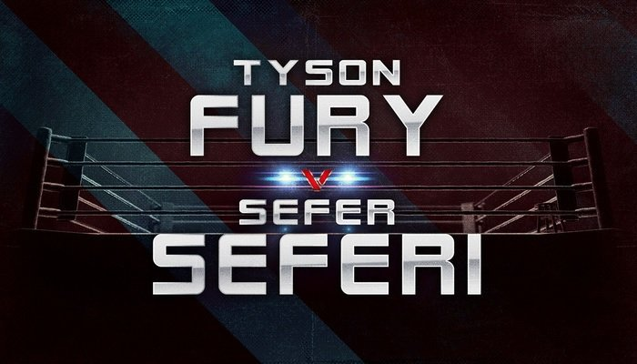 Fury v Seferi Betting 1